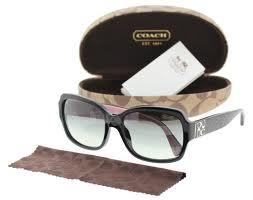 Coach Sunglasses - You can #win these from @TotalEyes and @FrugalYEGMama (Nov 1-30)