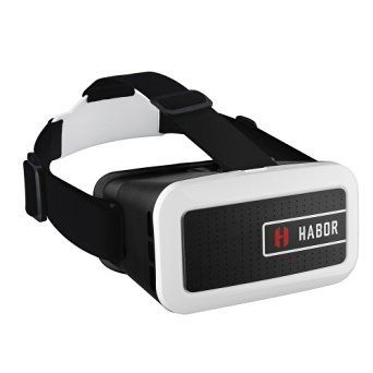 Habor 3D Virtual Reality Glasses for Smartphones (New Version)
