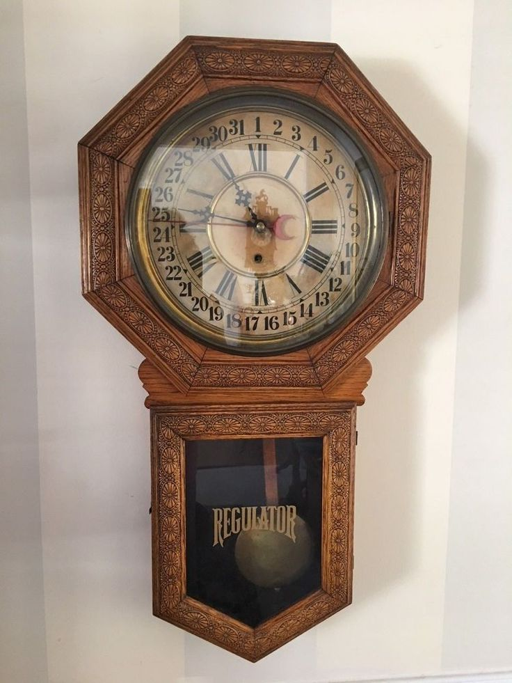 Antique Sessions E N Welch Quot Star Pointer Quot Calendar