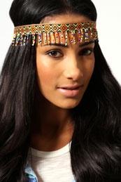 Maiya Beaded Traveller Headband