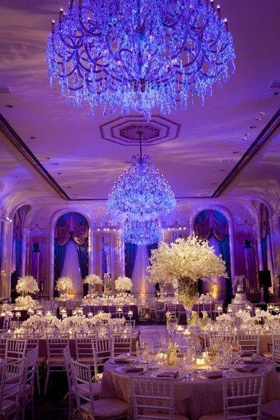 400 best blue uplighting images on pinterest wedding decor fabulous uplighting and setup at this wedding reception diy diywedding solutioingenieria Image collections