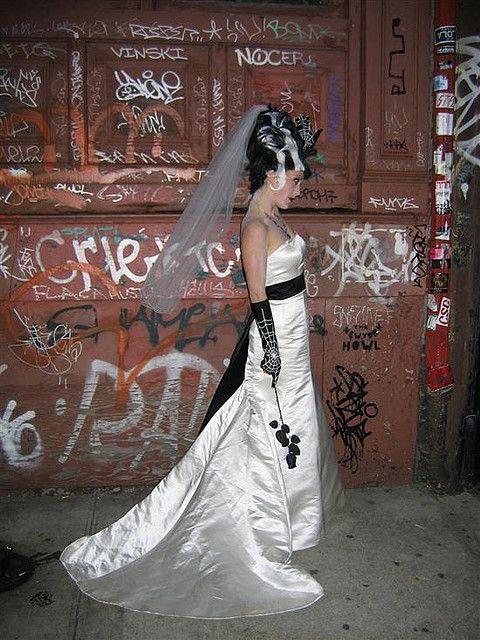 Halloween Bride of Frankenstein by Zonks55, via Flickr
