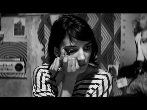 A Girl Walks Home Alone at Night (2014) - Trailer