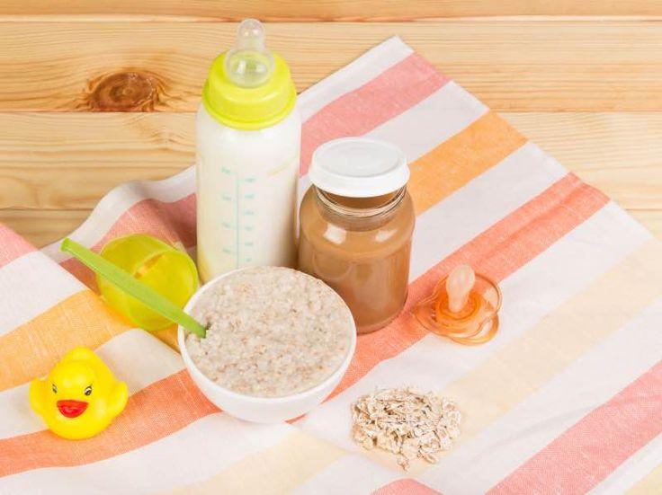 Heilnahrung ist ein Klassiker, wenn Babys an Durchfall und/oder Erbrechen erkranken. Mit diesem Rezept können Sie Heilnahrung schnell und einfach selber kochen. 💚 🚑