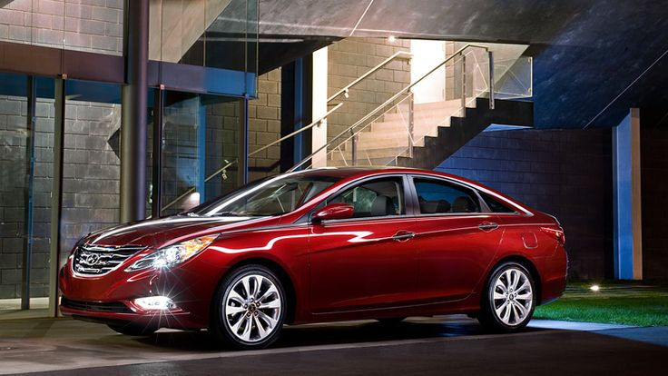 2013 SONATA SE IN SPARKLING RUBY