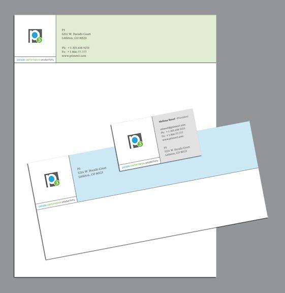 Best Letterhead Business Card Envelope Images On