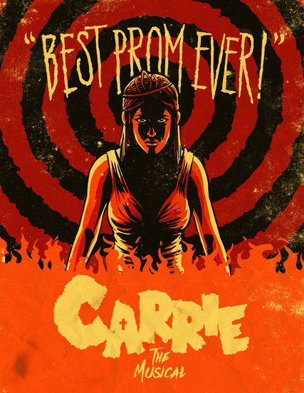 Carrie the Musical. College of the Arts at California State University, Fullerton.