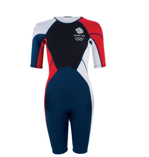 Team GB shorty wetsuit | Aldi