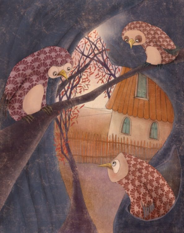 "Manuela Adreani «Белоснежка»   ""Картинки и разговоры"""