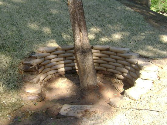 Concrete Underpinning For Sacks : Best images about concrete bags on pinterest
