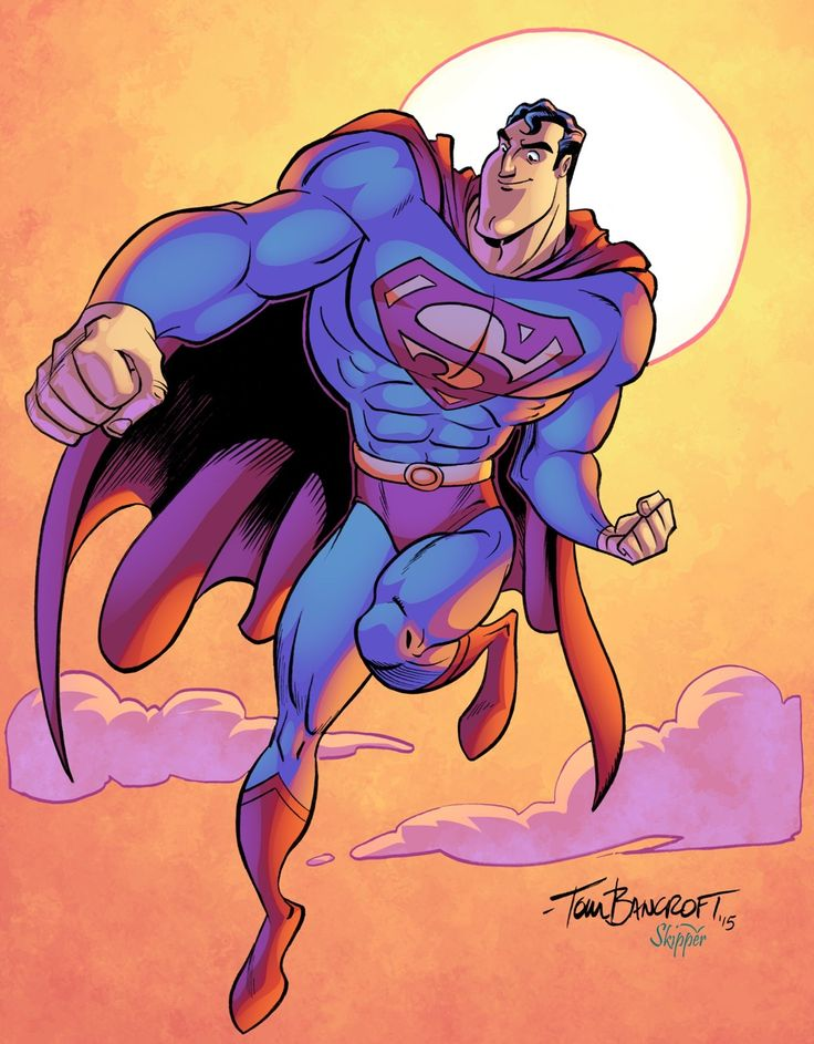 Artfully Kal (The Art Of Superman) : Photo