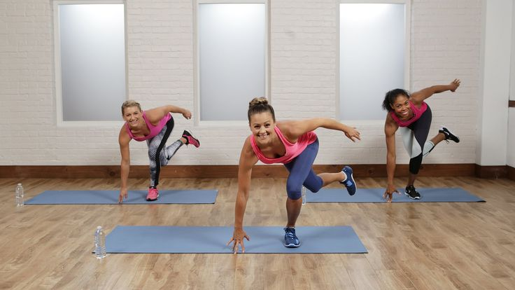30-Minute At-Home Cardio Workout to Burn Major Calories | Class FitSugar