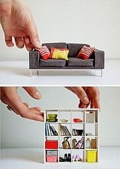 Tiny IKEA...