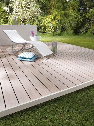 Plastic Lumber Joist 95x50mm Decking 95x50 Brown