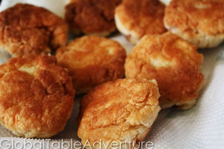 Recipe: Caribbean Bakes (Fried Biscuits from Dominica)