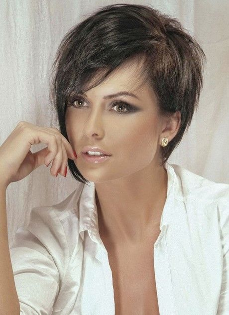 Naughty short hairstyles for women pictures