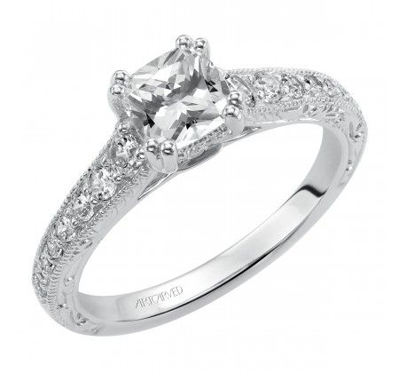 New What is a cushion cut engagement rings Engagement rings are very popular so they don ut need any kind of introduction We all know that when two people get