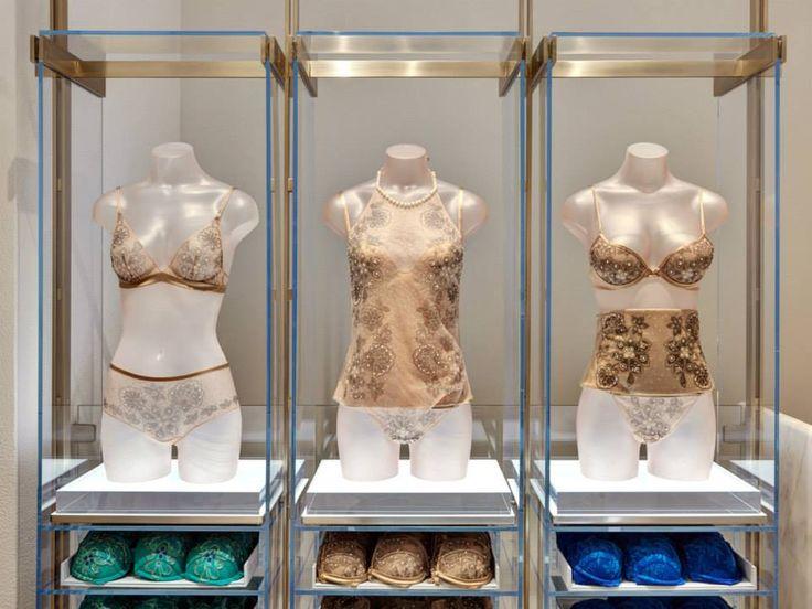 La Perla - Milan - Retail Design - Boutique - Loja - Lingerie
