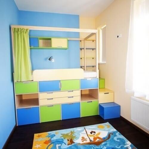 dětský pokoj pro kluka a holku - Hledat Googlem