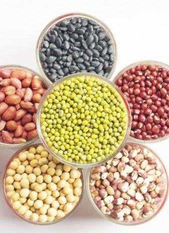 Proteine vegetale & cum sa cresti aportul in dieta raw