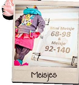 Bekijk al onze meisjes kleding, voor baby's, mini's & kids