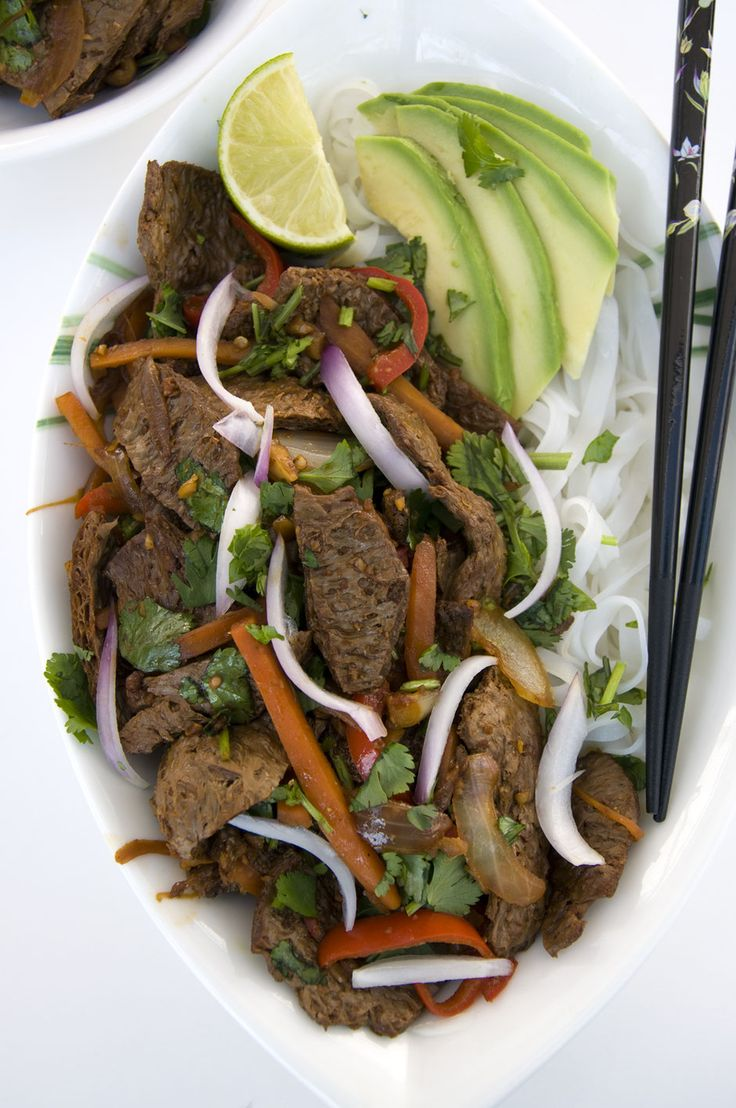 Thai (without)Beef-Salad <3  https://www.vivalasvegans.de/rezepte/salate/thai-without-beef-salad/