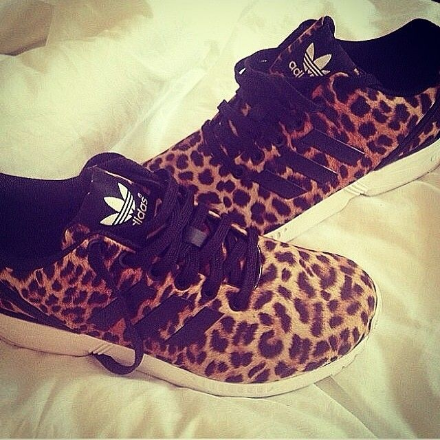 Leopard Adidas #sneakers