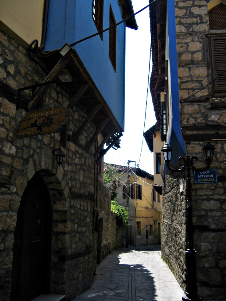 Veria Old Streets - | Greece (by Rufus Hackish)