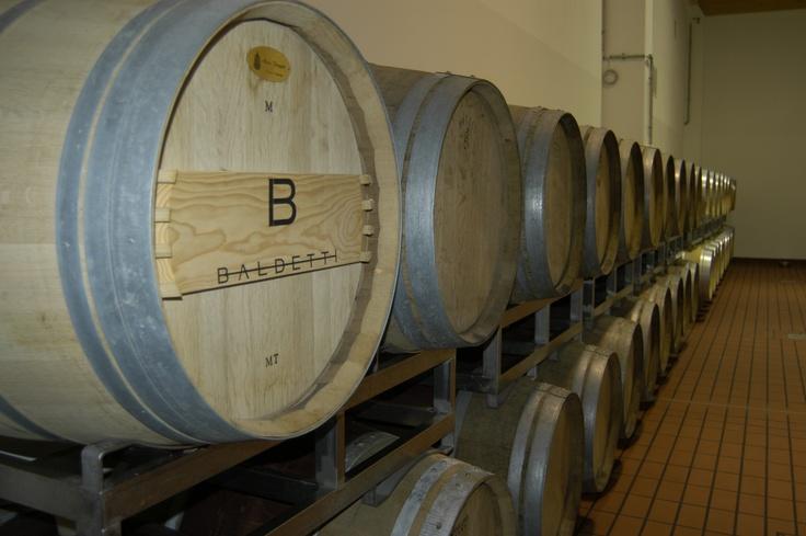 Barrels..Barriques..