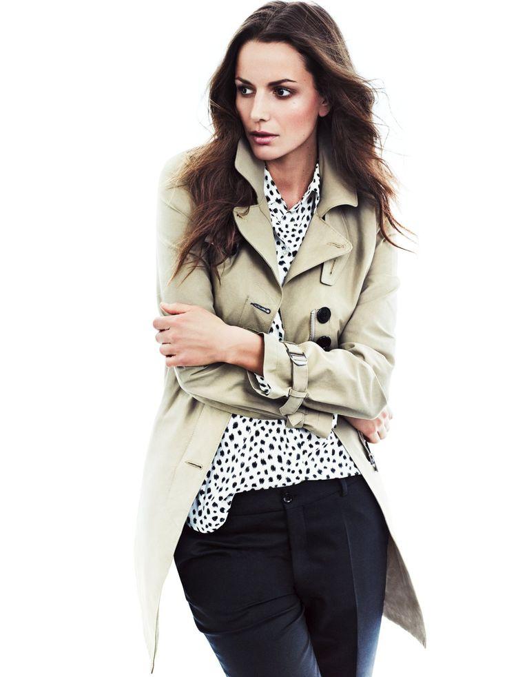 Belluno #coat #beige #spring #fashion #women #outfit #classy.  www.snoot.se