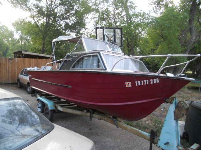 1967 Starchief Boat Engine Boat Restoration Boat