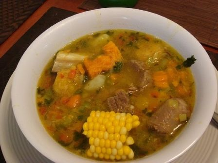 Sancocho Venezolano (Venezuelan Soup) - CNN iReport                                                                                                                                                                                 More