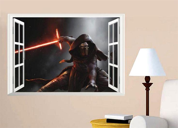 Annons på Tradera: Väggdekor STARWARS - Lord Alderaan - OMG LEV!