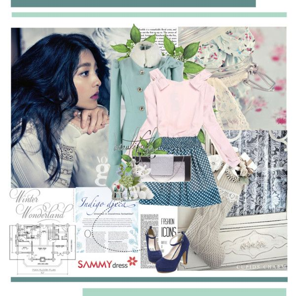 Touched of Winter <3, created by advent68 on Polyvore