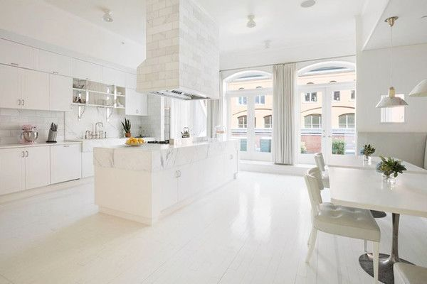 The Main Attraction - Explore Gwyneth Paltrow's Goop-Worthy Tribeca Penthouse - Photos