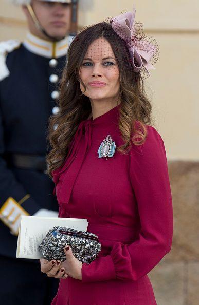 Princess sofia of sweden is seen at drottningholm palace - Princesse sofya ...