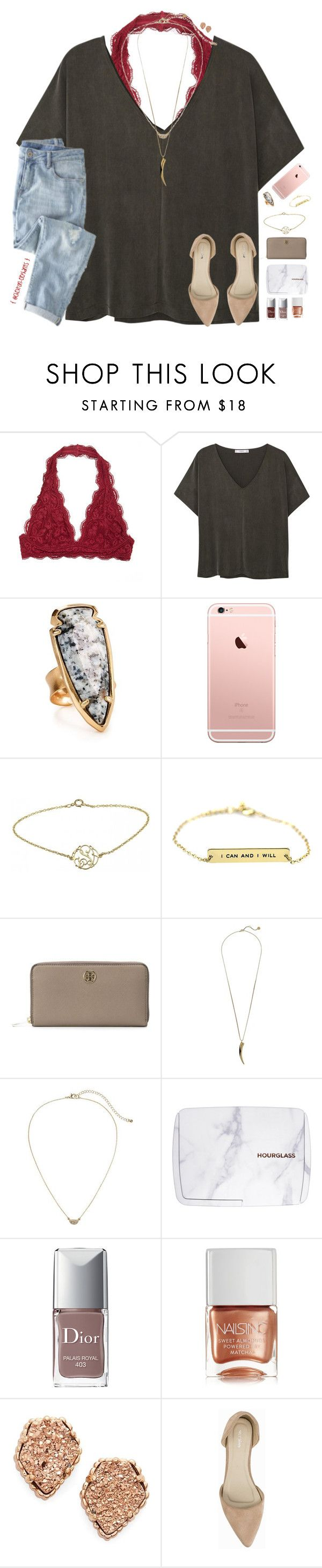 """At the  dealership"" by chevron-elephants ❤ liked on Polyvore featuring MANGO, Kendra Scott, Alison & Ivy, Tory Burch, Vince Camuto, Gap, Christian Dior, Nails Inc., Nly Shoes and Wrap"