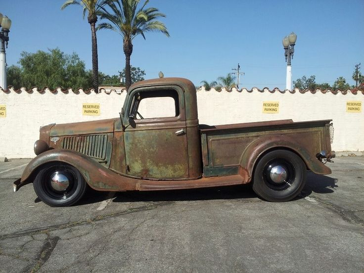 Pat Obrien Chevy >> 12 best 35,36,37 Ford Pickup images on Pinterest | Ford ...