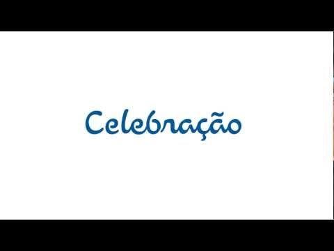 Fonte Rio 2016™: celebração e inspiração - Rio 2016™ font: celebration and inspiration