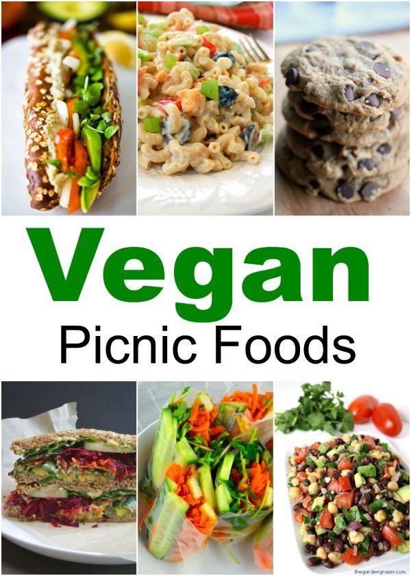 Vegan Picnic Foods - Foodie Blog - We Dig Food Foodie Restaurant Reviews