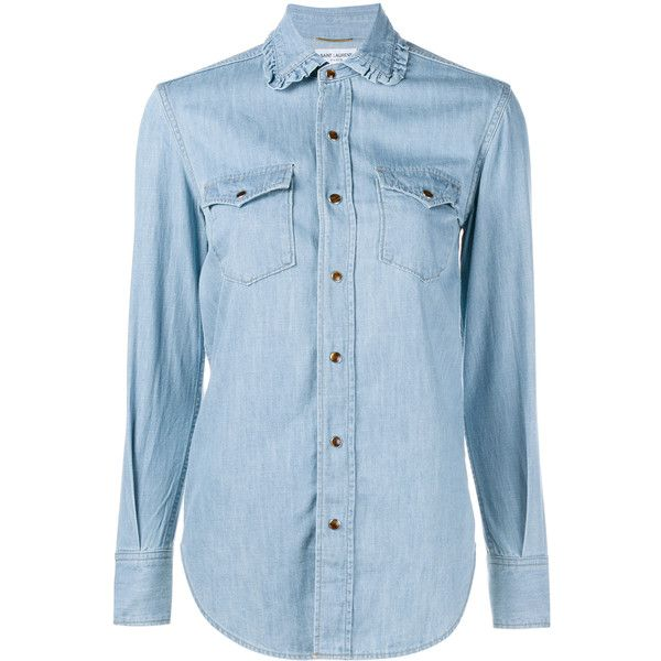 Best 25 blue button up shirt ideas only on pinterest for Blue button up work shirt