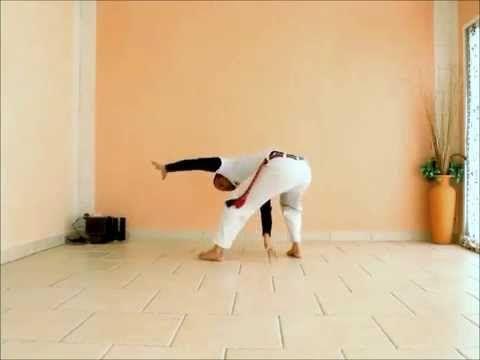 capoeira - Aula Básica iniciante - YouTube