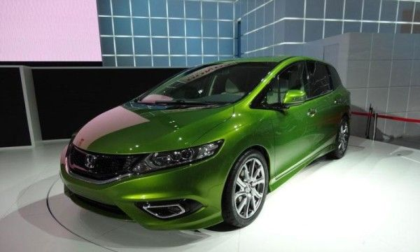 2014 Honda Jade Stylish Cars