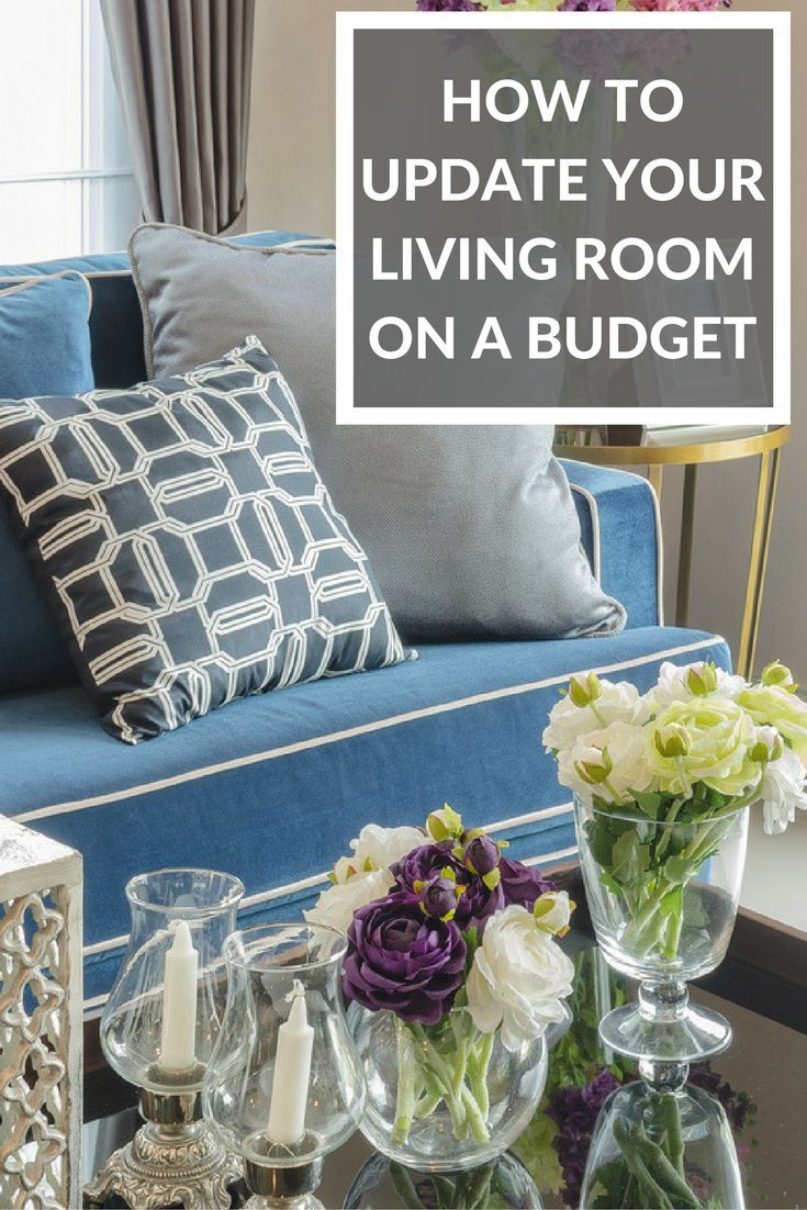 It's one of the most used rooms in the home and often needs a refresh. Here are some ideas and tips on how you can do this on a budget, without spending lots of money or time.