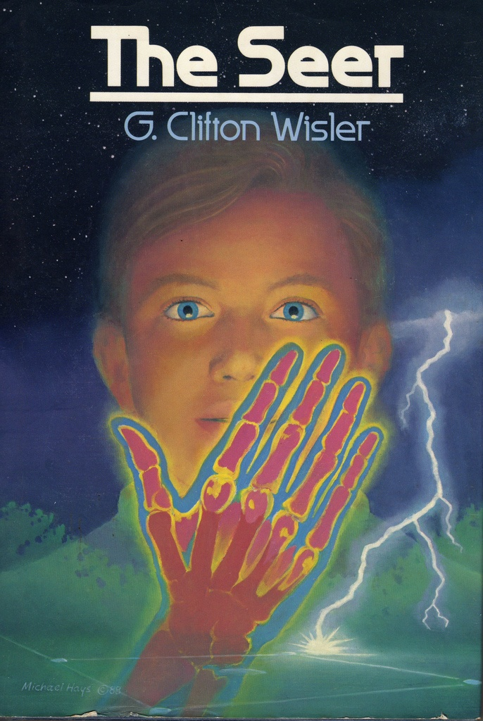 Glowing X-Ray Hand