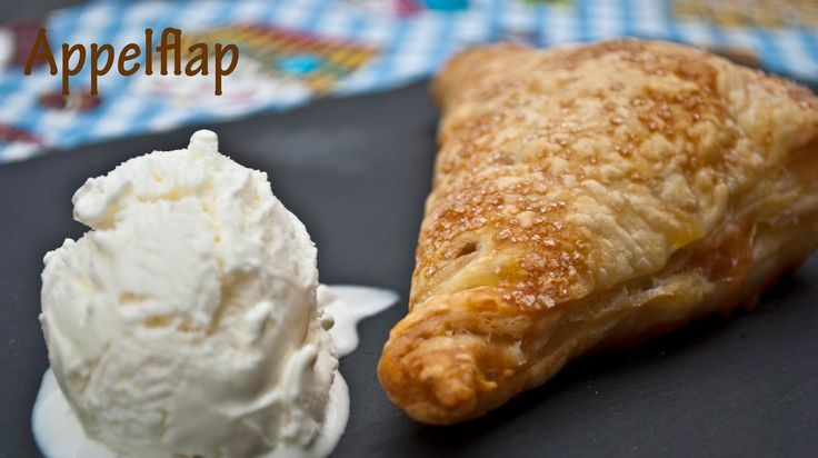 W mojej holenderskiej kuchni: Appelflap