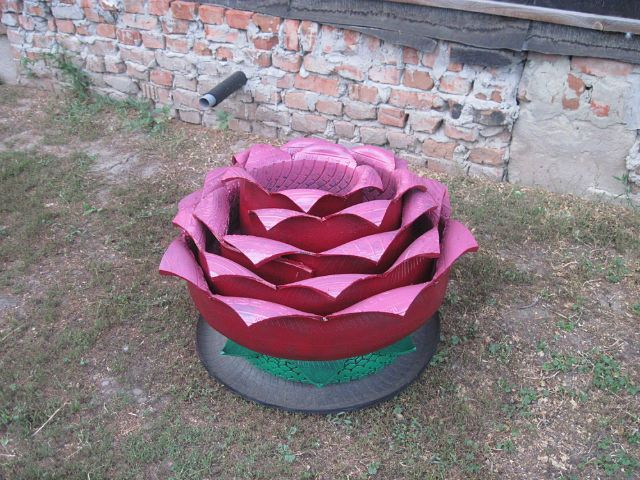 1000 ideas about recycled tires on pinterest recycle for Tire craft ideas