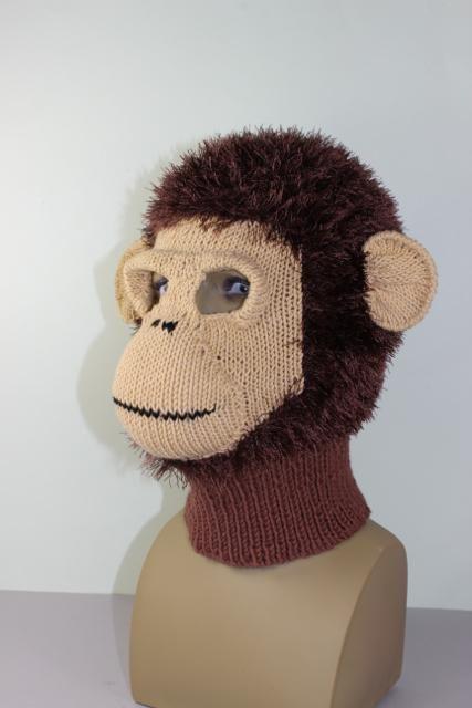 Monkey Mask Balaclava