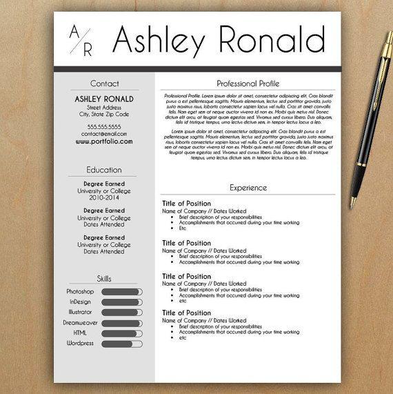 9 best Resumes   CV Templates images on Pinterest Resume, Script - music teacher resume