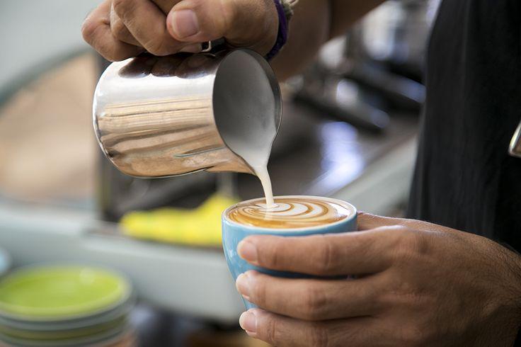 """Best coffee spots on the Sunshine Coast"" Queensland Australia"